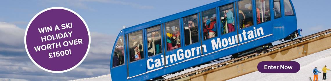 Win a Ski Holiday at Silverglades