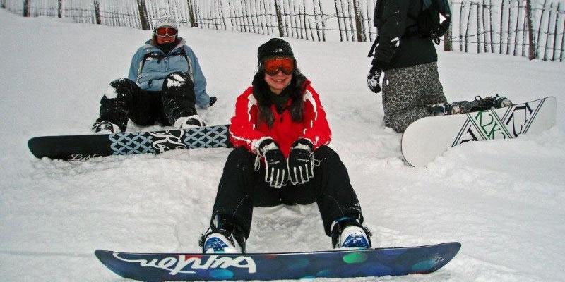 Winter Skiing on Cairngorm